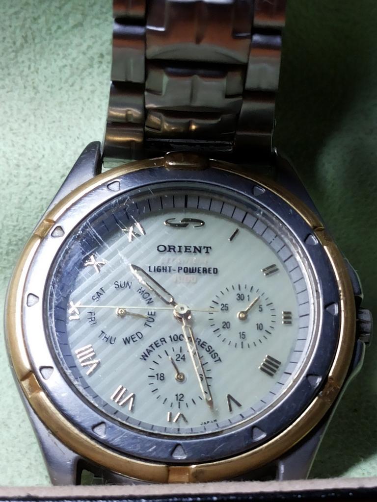 Orient light powered 4000