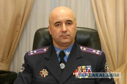 Глава ГАИ Украины подал в отставку