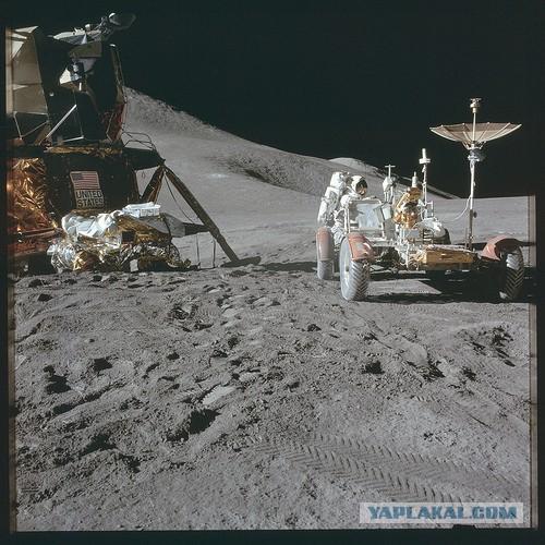 Бывший сотрудник НАСА собирается опубликовать шокирующие данные о Луне