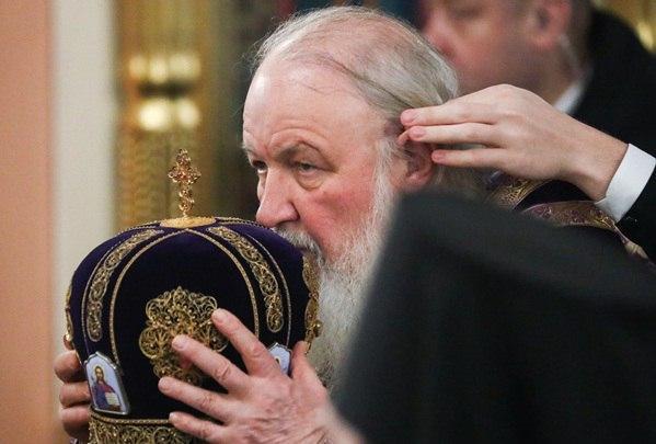 Патриарх Кирилл утвердил специальную молитву против коронавируса