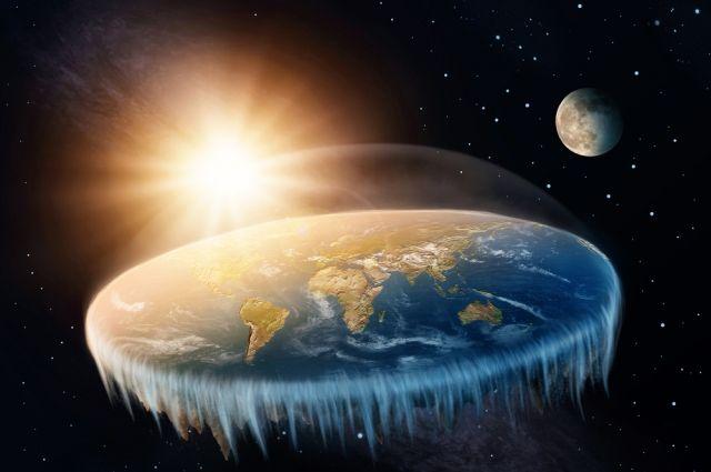 И инопланетяне существуют? Три процента россиян считают Землю плоской