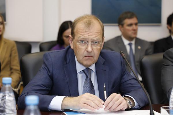 В Москве задержан замглавы Минэнерго РФ