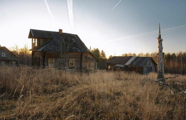 Глухой и прекрасный край. Кострома (28 фото)