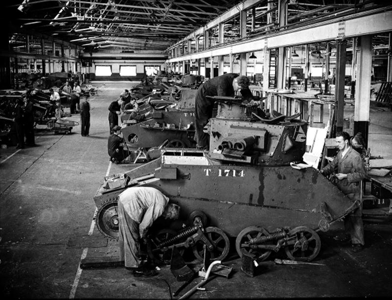 Дизайн сша после второй мировой войны