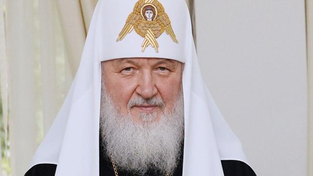 Патриарх Кирилл призвал к борьбе с «ересью человекопоклонничества»