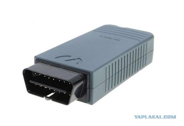 Диагностический, беспроводной адаптер VAS5054a Продажа МСК+ почта