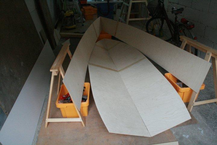 Листовой пластик для лодки 5