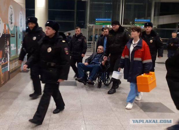Экс-главу таджикских мигрантов, обвиняемого в организации массовых беспорядков, депортировали из России.