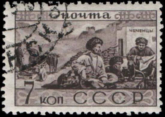 Спецоперация РККА по разоружению Чечни в 1925 году