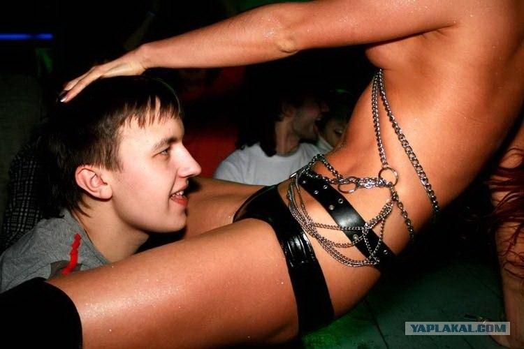 пьяные оргии в клубе: