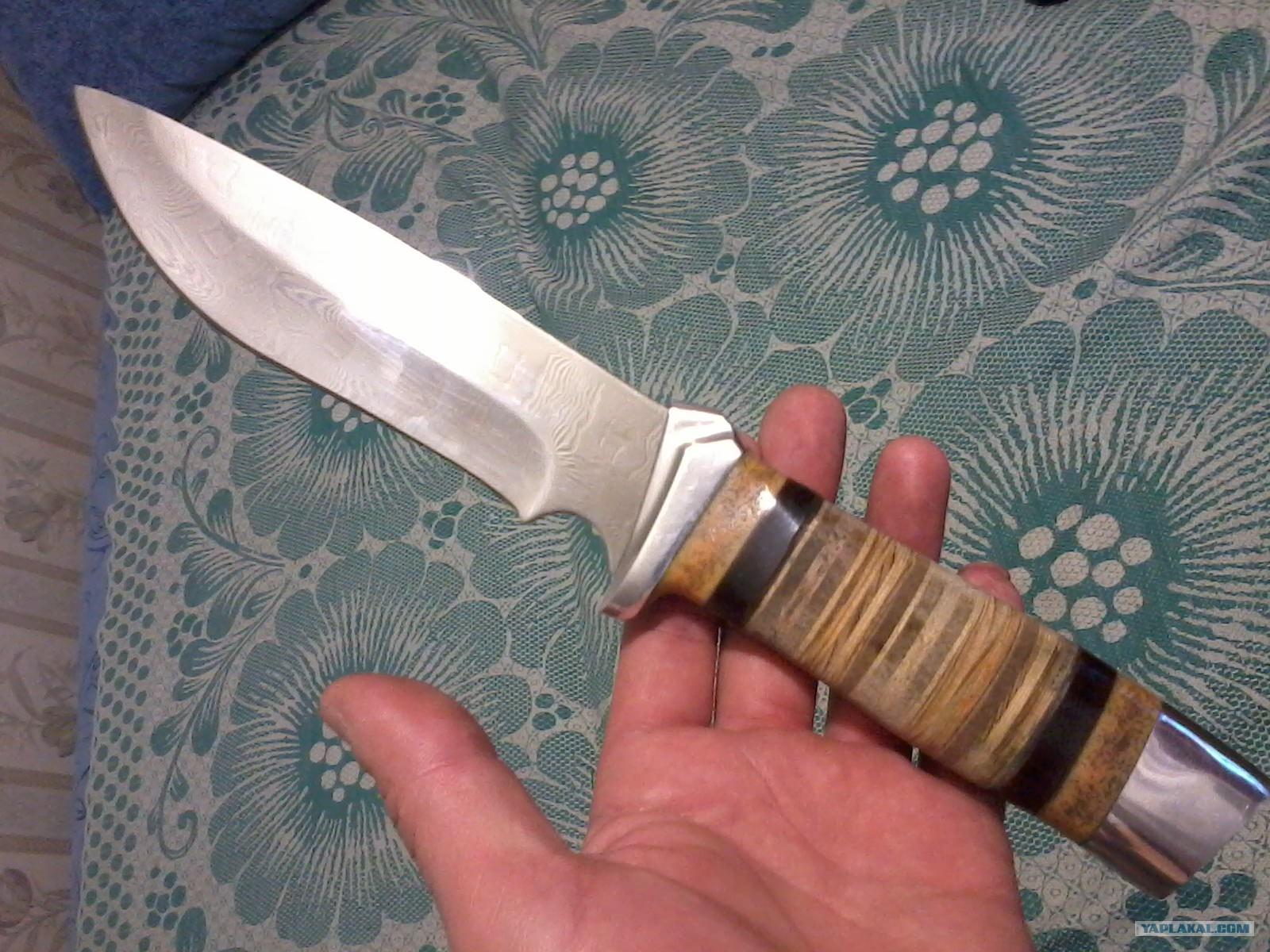 Нож своими руками самоделки 7