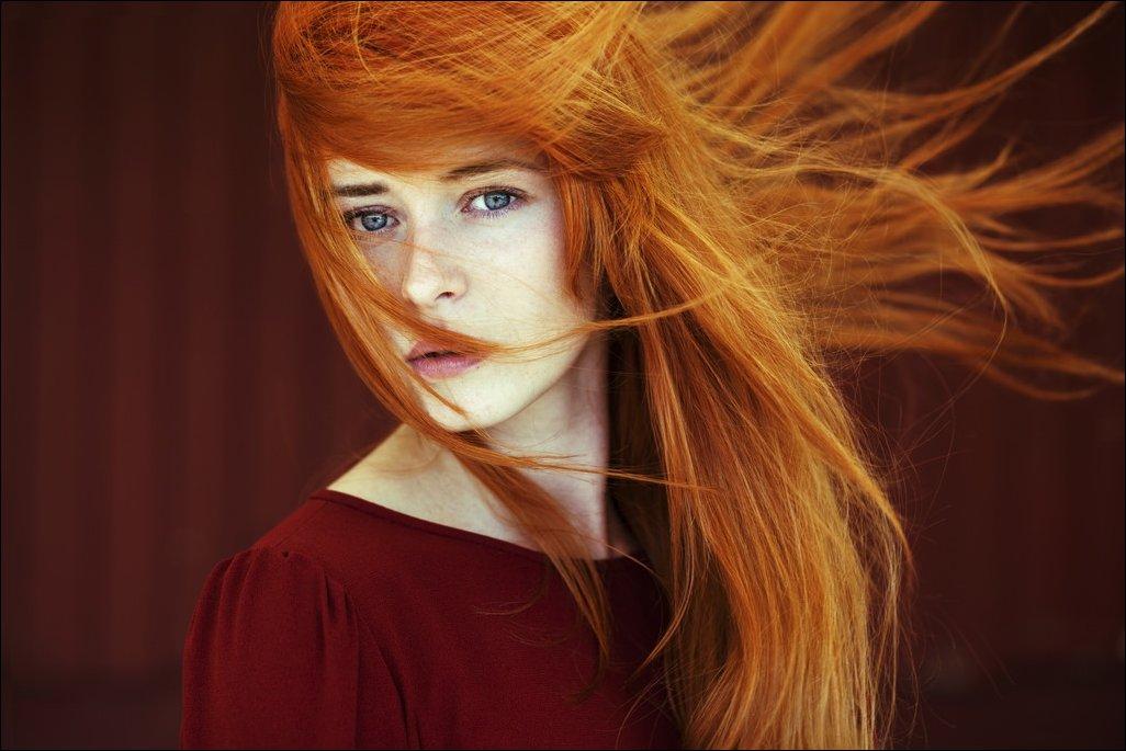рыжеволосые девушки. фото