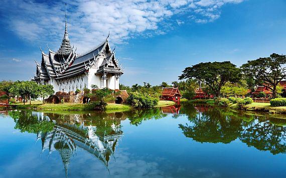 Поездка№2 Таиланд - Вьетнам - Таиланд второе путешествие дикарем