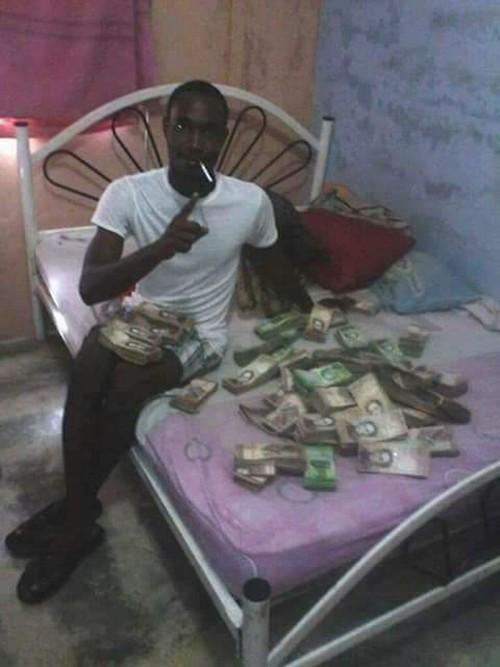 Воришка украл у наркокартеля деньги и похвастался в социальных сетях