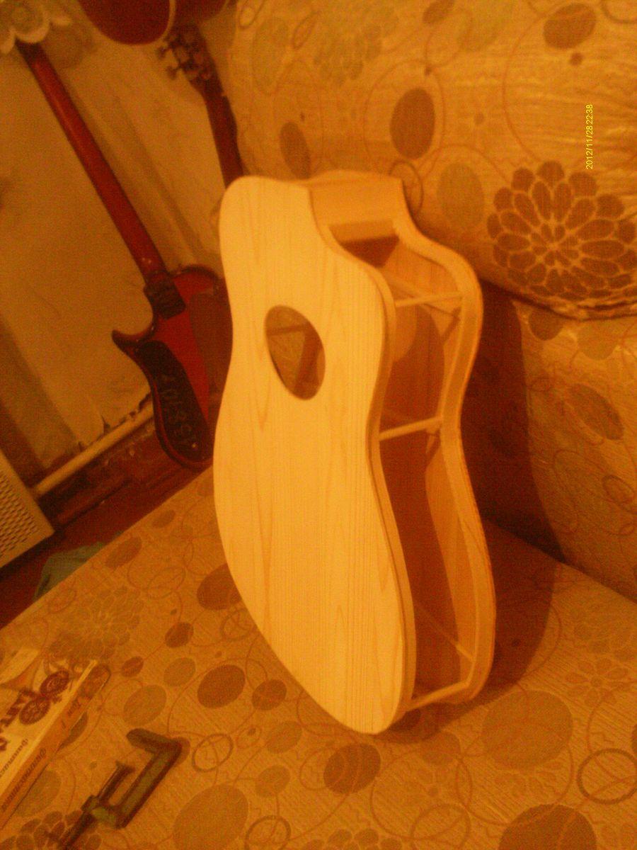 Гитара сделана своими руками