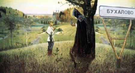 Известные картины, переделанные под тематику «Звездных войн»