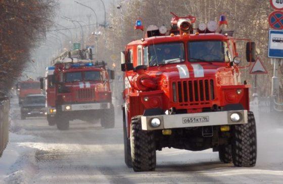 Пожарные Якутии объявляют голодовку: Чаша терпения переполнена