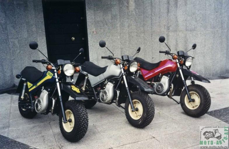 Ищу кое какие запчасти на мотоцикл тула, может есть у кого.