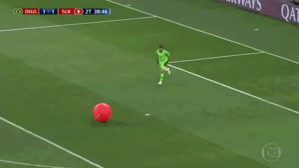 Алисон «лопнул» швейцарский шарик