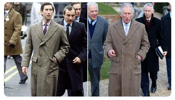 50 лет в одном пальтишке