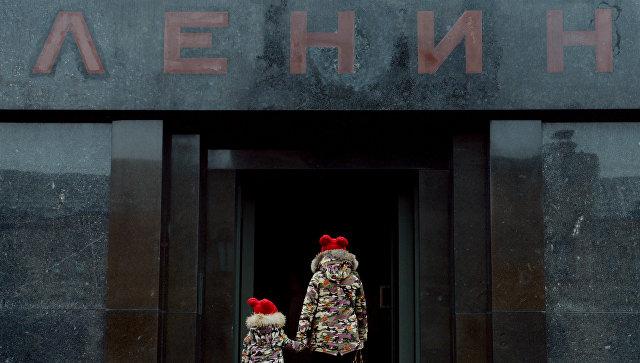 РПЦЗ призвала убрать тело Ленина с Красной площади