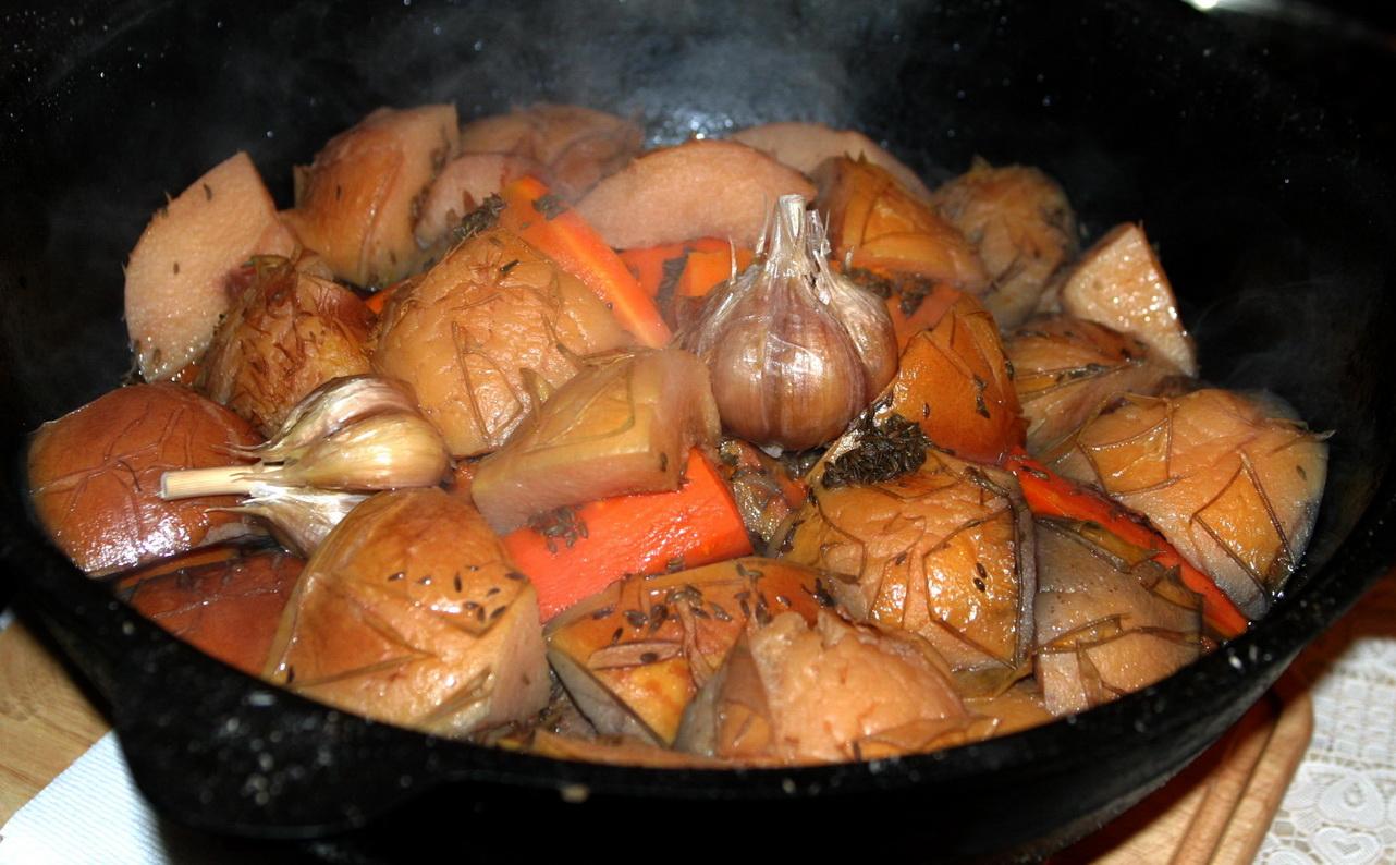 блюда в казане на костре рецепты с фото пошагово
