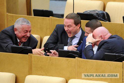 В Госдуме отказались лишать депутатов мандатов