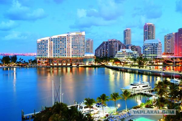 Флорида.Майами.