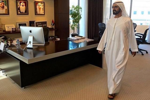 Эмир Дубая уволил девять чиновников, не найдя их в офисе в рабочее время