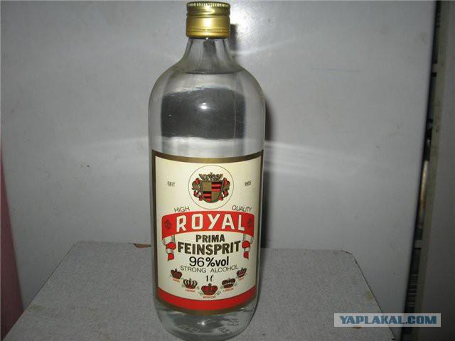 Для сильных желудком: ТОП-10 самых крепких алкогольных напитков, попробовать которые отважится не каждый