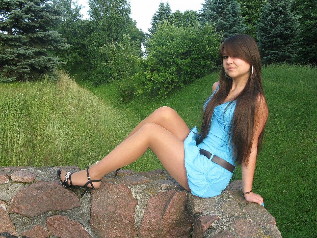 Русские домашние фото из соцсетей, Русские девушки из соц сетей (50 фото) » Триникси 9 фотография
