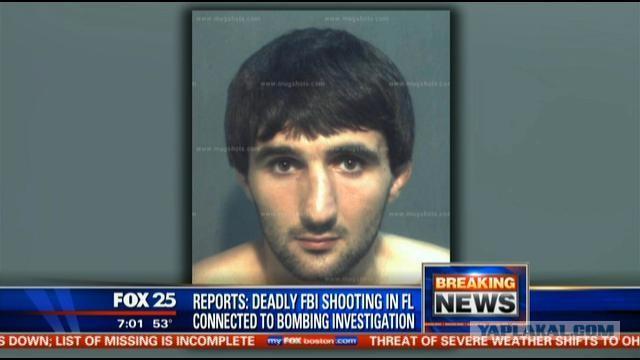 Агент ФБР застрелил чеченца