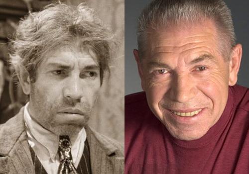 Актёры фильма «Собачье сердце»... 25 лет спустя