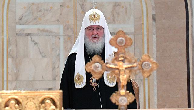 Патриарх Кирилл заявил о недостатке православных детских садов в России