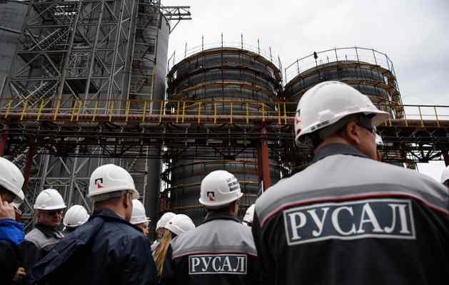 «Русал» с октября может закрыть мощности еще ряда заводов из-за санкций