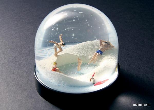 Коллекция снежных шаров - ЯПлакалъ