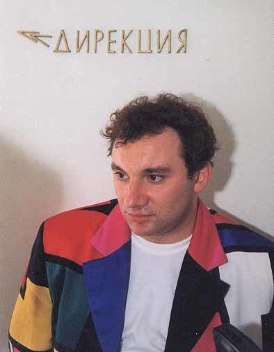 15 фото о том, как выглядели российские знаменитости в 1990-х
