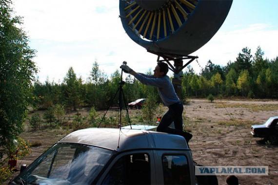 Питерские ученые изобрели безопасный ветрогенерато