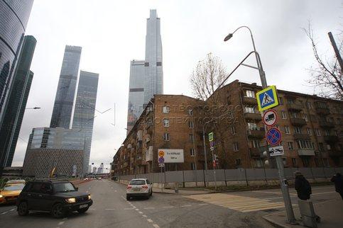 Пятиэтажки vs небоскребы: подготовка к сносу домов микрорайона Камушки, расположенного в Пресненском районе Москвы