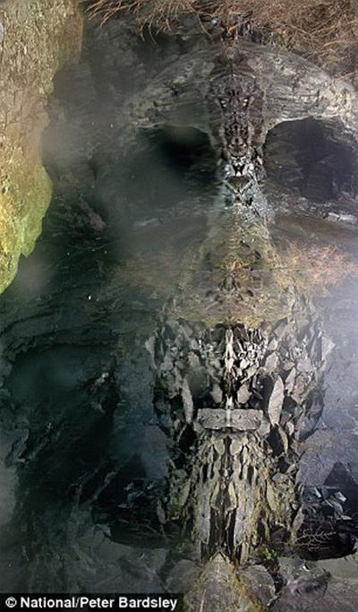 Страшная пещера Coniston
