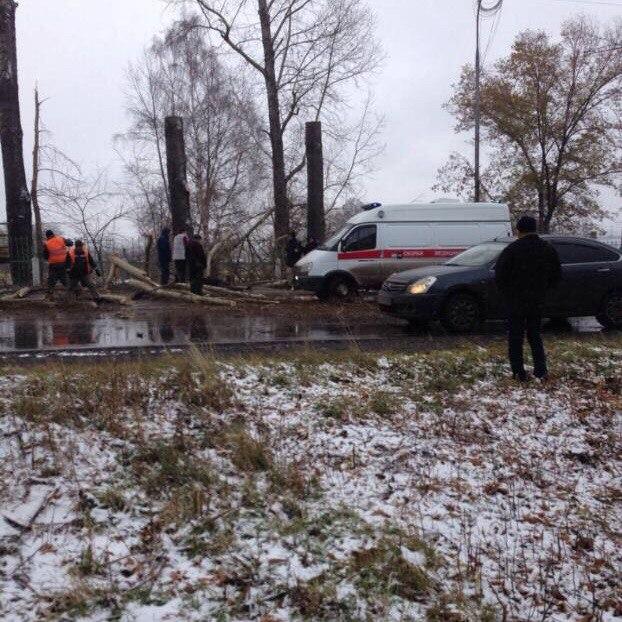 В Киселевске Кемеровской области в школе 27 ждали приезда губернатора Сергея Цивелева.
