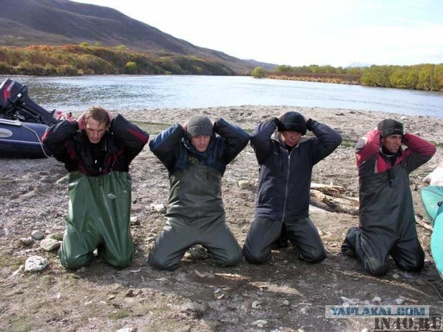 наказание за ловлю рыбы в заповеднике