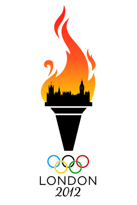 логотип олимпийских игр 2012: