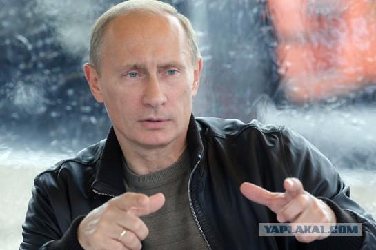 Владимиру Путину - Героя России