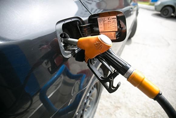 Росстат заметил 20% снижение цен на топливо