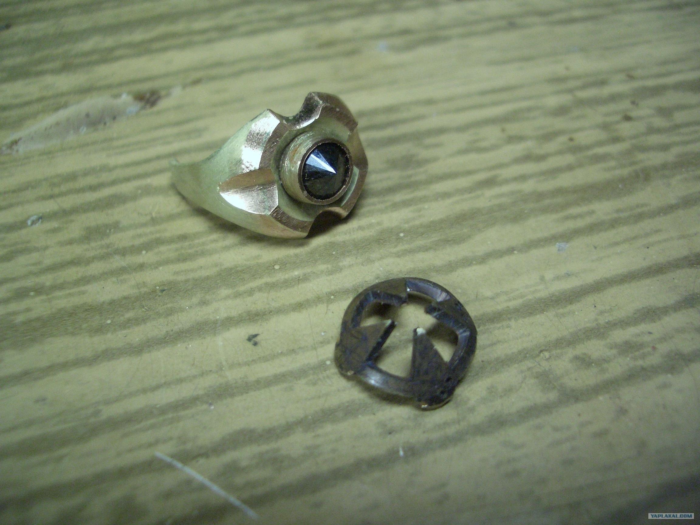 Самодельное кольцо на член 26 фотография