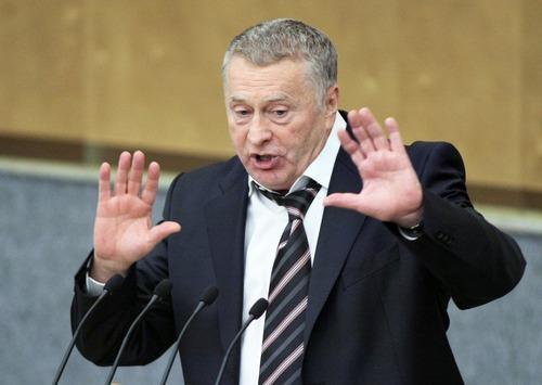 Жириновский предложил сократить число депутатов Госдумы