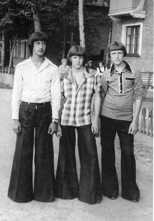 Махачкалинцы 70х