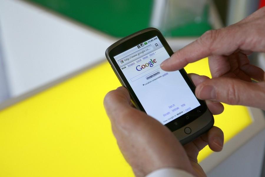 Официально представлен Nexus One - убийца Iphone