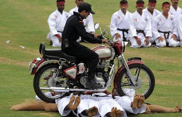 Индийский контр-террор
